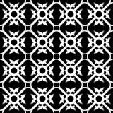 Symmetrical flower pattern Royalty Free Stock Photos