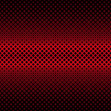 Symmetrical halftone square pattern background - vector graphic design from squares in varying sizes. Symmetrical geometrical halftone square pattern background Royalty Free Stock Image