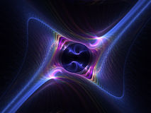 Symmetrical Infinity royalty free stock photo