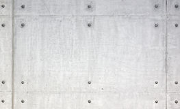 Symmetrical pattern on concrete tiles Royalty Free Stock Images