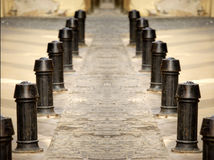 Symmetrie Royalty-vrije Stock Afbeeldingen
