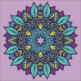 Symmetrin mönstrar 04 Royaltyfria Foton