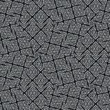 Symmetrische Kaleidoskopmode des abstrakten bunten Musters des Hexagons quadratischen geometrischen nahtlosen lizenzfreies stockbild
