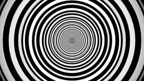 Symmetrische Optische Buiseffect Fantasie royalty-vrije illustratie