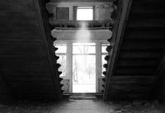 Symmetrische stappen Stock Foto