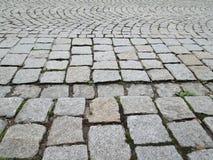 symmetrische vormen in cementbetonmolens Stock Afbeelding