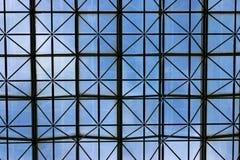 Symmetrischer Himmel Lizenzfreies Stockbild