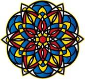 Symmetrisches Muster Lizenzfreies Stockfoto