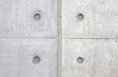 Symmetrisches Muster auf Betonziegeln schließen oben Lizenzfreies Stockfoto