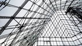 Symmetrisk struktur Royaltyfri Fotografi