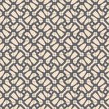 Symmetriskt abstrakt galler Arkivbild
