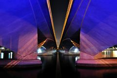 Symmetry Royalty Free Stock Images