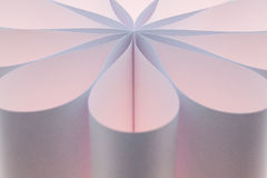 Symmetry abstract Paper Background Royalty Free Stock Image
