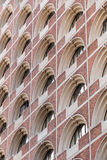 Symmetry all over. In this building at San Francisco Royalty Free Stock Photography