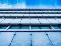 Symmetry Building Wall Stock Photos