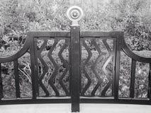 the symmetry door stock image