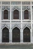 Symmetry of Islamic Architecture Royalty Free Stock Photos
