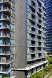 Modern Living - Apartment Towers royalty free stock image
