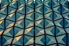 Symmetry and Pattern royalty free stock photo