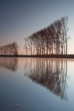 Symmetry reflection Royalty Free Stock Photos
