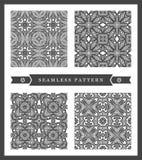 Symmetry seamless pattern vector illustration