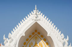 Symmetry Temple Stock Photo