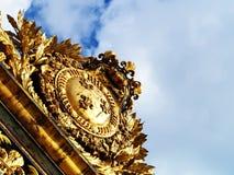 Symnbols de la monarquía Imágenes de archivo libres de regalías