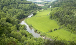 Symonds yat Royalty Free Stock Photos