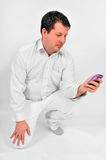 Sympathetic man 68 Stock Photo