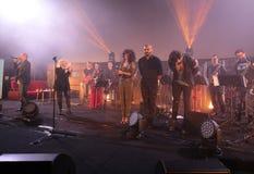 Symphonica 2 gjorde i Polen Royaltyfri Bild