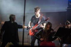Symphonica 2 gjorde i Polen Royaltyfri Fotografi