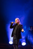 Symphonica - spectacle with music by Metallica, Nirvana, Pearl Jam, Deep Purple, AC/DC, Aerosmith Stock Images