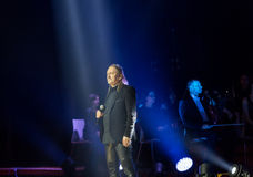 Symphonica - spectacle with music by Metallica, Nirvana, Pearl Jam, Deep Purple, AC/DC, Aerosmith Stock Photography