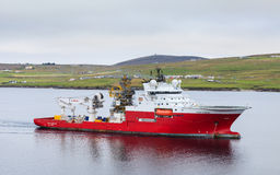 Symphonie de Fugro Photo stock
