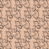 Symphony acanthus ornament pattern Stock Images