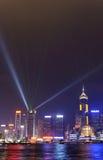 A Symphony of Lights Stock Photo