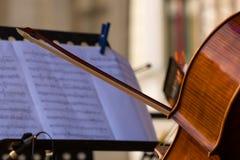 Symphony  musical Stock Image