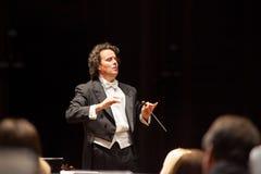 Conductor Hobart Earl Stock Photos