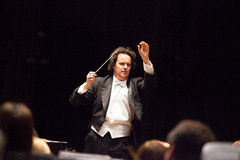 Conductor Hobart Earl Stock Photography
