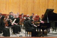 Symphony Orchestra Royalty Free Stock Photo
