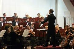 Symphony Orchestra Royalty Free Stock Photos