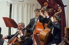 Symphony Orchestra Royalty Free Stock Photography