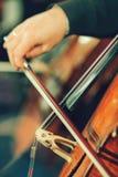 Symphony orchestra on stage Stock Photography