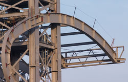 Symphony in steel 2 Royalty Free Stock Image