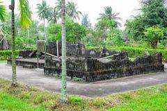 Syn Mój Wietnam, Marzec, - 23, 2016: Mój Lai masakry pamiątkowy miejsce Mój Lai masakra był wojna w wietnamie masowym zabójstwem Fotografia Stock