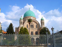 synagoga Arkivfoto