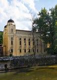 Synagoga Fotografering för Bildbyråer