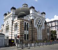 Synagoga Arkivfoton