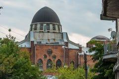 synagoga Arkivbild