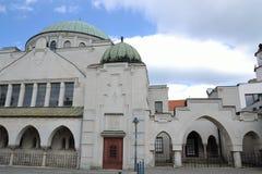 synagoga Zdjęcia Royalty Free